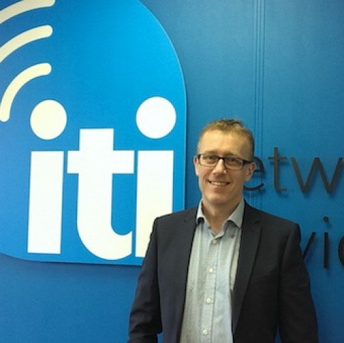ITI appoints Ian Sibbald as Operations Director