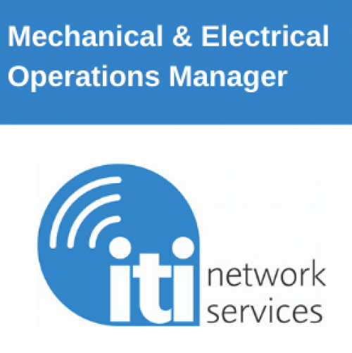 Mechanical and Electrical Operations Manager