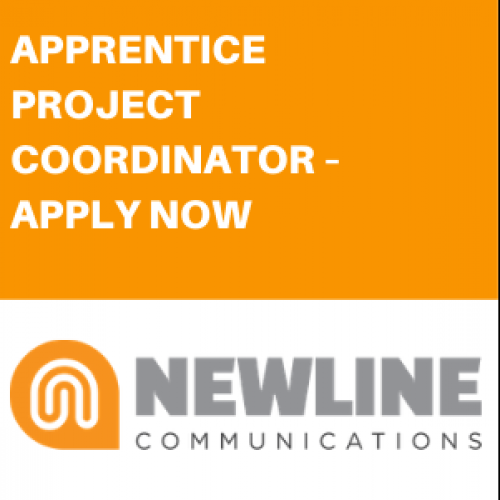 Apprentice Project Coordinator – Newline Communications Ltd