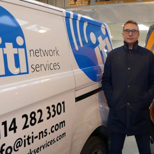 New Home for ITI and Templand Group