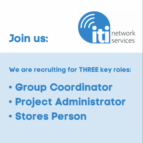 Job Alert – join a leading telecommunications, networks and electrical services business